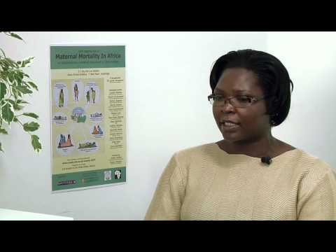 New Approaches to Maternal Mortality In Africa: Annette Nakimuli