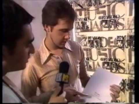 Titãs Nirvana Aersomith REM Pearl Jam Sting Soul Asylum no VMA 1993