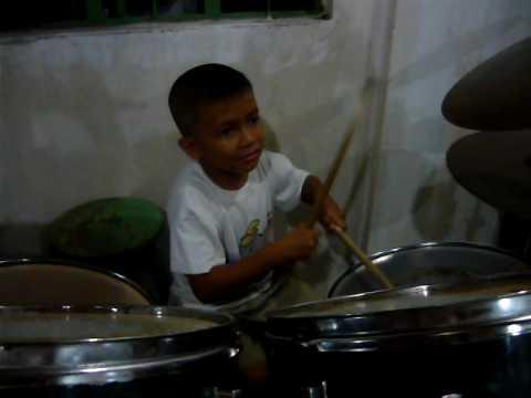 James Lloyd the little drummer