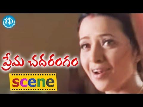 Reema Sen Romance With Vishal -  Romance...