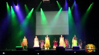 KCL Charity Diwali Show Eastern Catwalk