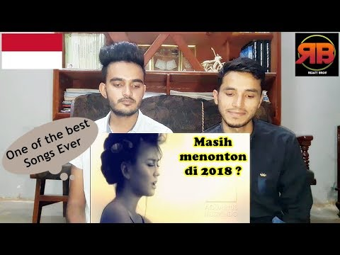 Foreigner Reacts To: Agnes Monica - Rindu | Official Music Video