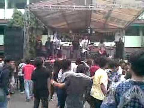 X-men - Relakan Dia Pergi At SMKN 45 Jakarta