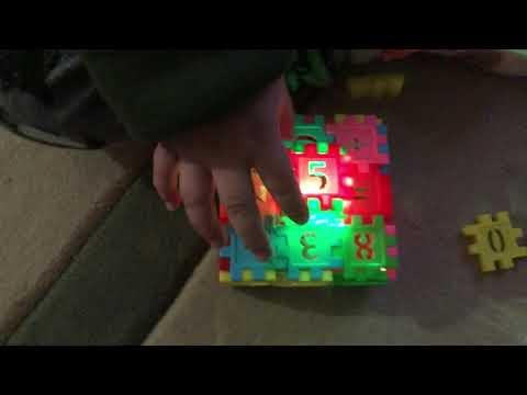 LIGHT LEGO , IŞIKLI LEGO YAPTIK 3 YAŞINDA Kİ EMİR EFE''NİN MÜHENDİSLİK DENEYİMİ :)