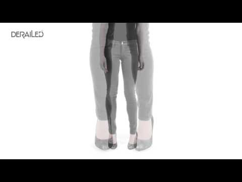 MiH Jeans The Vienna Skinny Jeans - Low Rise (For Women)