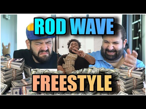 THEY RATHER GO BLIND THAN SEE ME WINNING!! Rod Wave - Freestyle (Official Music Video) *REACTION!!