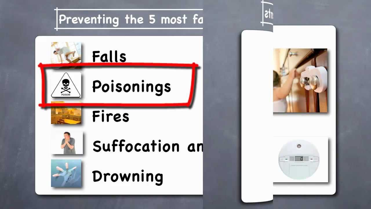 preventing the 5 most fatal home accidents youtube