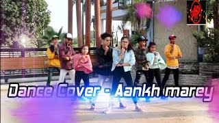AANKH MAREY | SIMMBA | BOLLYWOOD DANCE COVER | CHOREOGRAPHY BY - ALEX PAROCHE