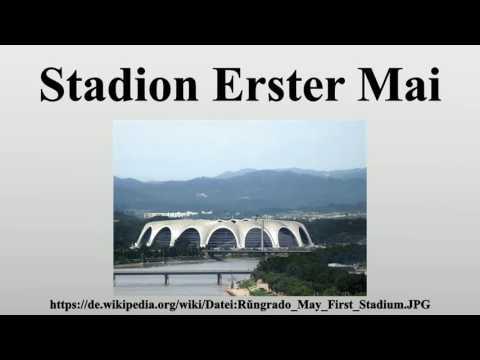 Stadion Erster Mai