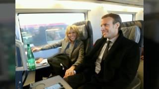 Brigitte and Emmanuel Macron | bleeding love
