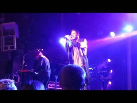 Måns Zelmerlöw - Should've Gone Home Live in Heaven, London, UK (24.09.2015)