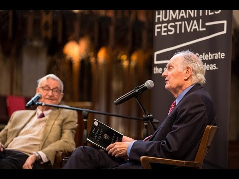 Alan Alda and Edward O  Wilson: The Humanities, Sciences, and the Origins of Creativity