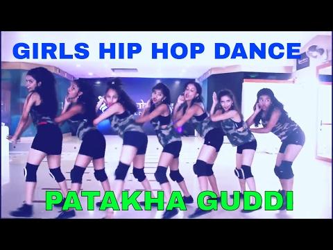 girls hip hop dance | SONG PATAKHA GUDDI| choreography shreekant ahire bappa excel dance complex