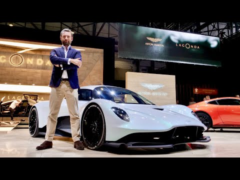 NEW Aston Martin AM-RB 003 Hypercar! FIRST LOOK