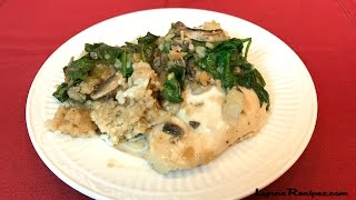 Chicken and Rice Casserole  Lynns Recipes