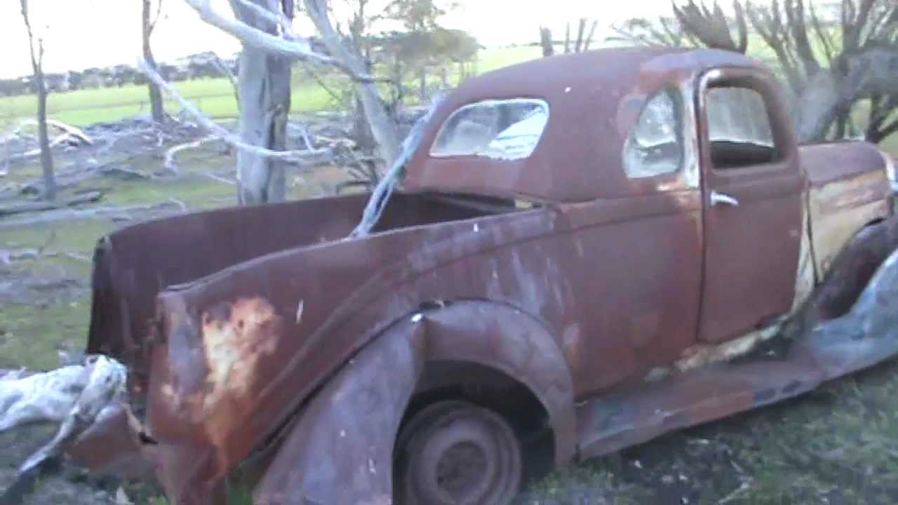 1938 Dodge Ute / Fordson Thames Truck - Possible Hot Rod ...