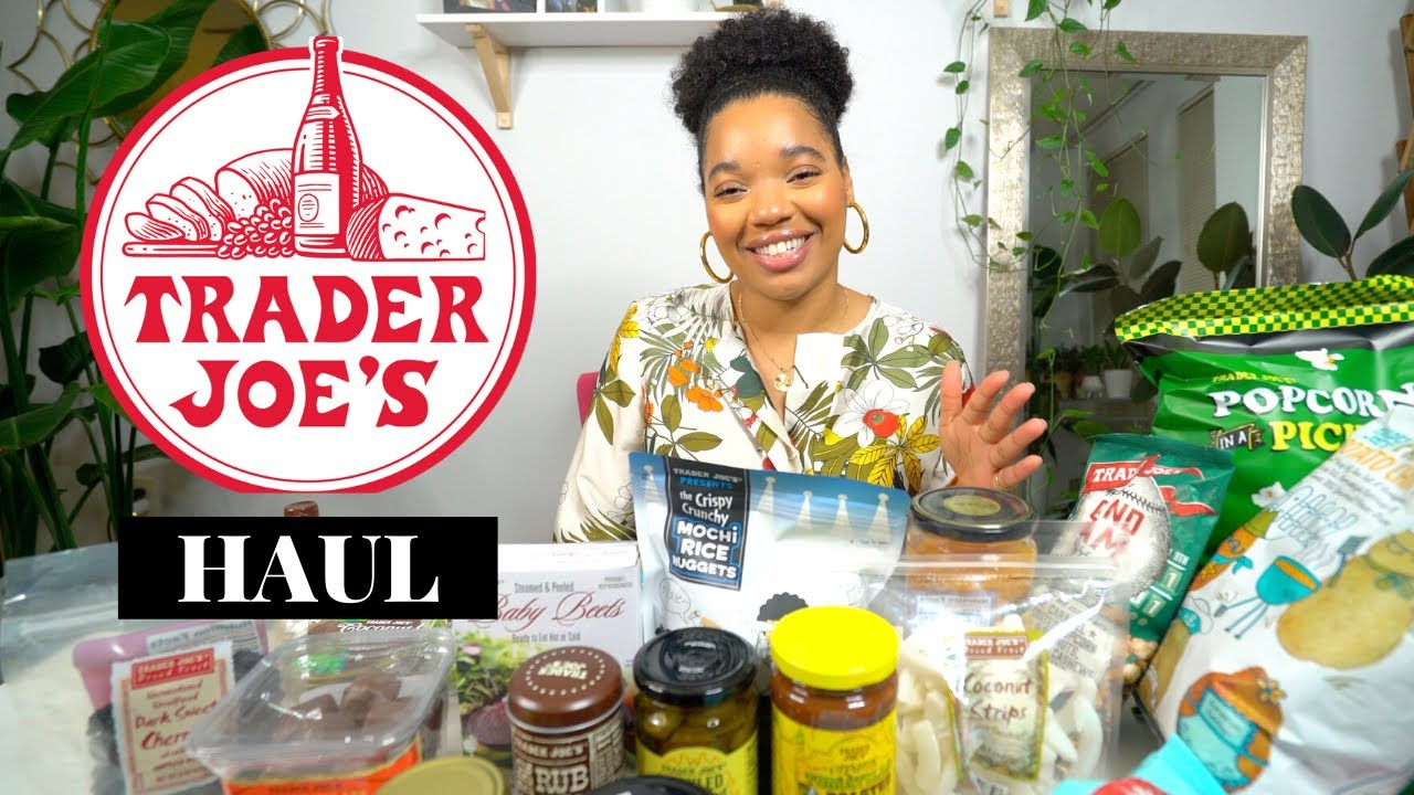 Trader Joe's Haul - July 2020