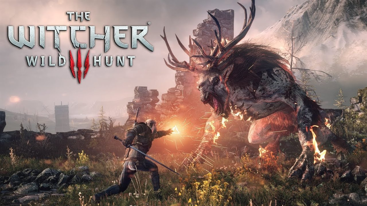 The Witcher 3 Wild Hunt Demonio Da Floresta Youtube