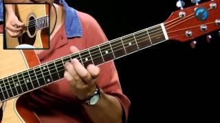Pink Floyd - Goodbye Blue Sky (como tocar - aula de violão)