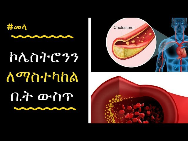 Home Remedy To Treat Your Cholesterol Levels Naturally