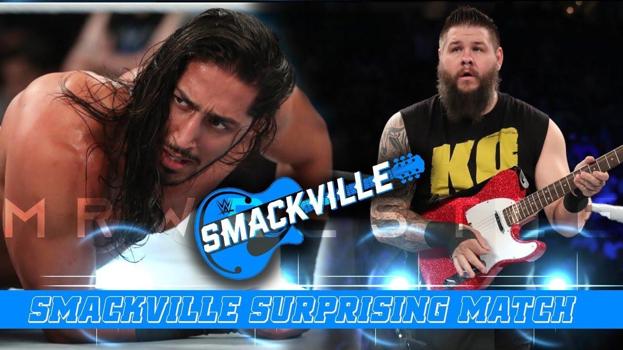 Download SMACKVILLE Special Ali Surprisingly Entrance! WWE SMACKVILLE full show Highlight