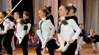 """""""Кошки -это кошки"""", детский танец, город Пи"""
