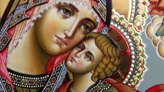 Икона Богородица Морская Сумская Икона Обзор Готовой Работы