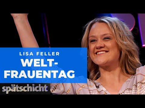 Lisa Feller in Frankenberg mit neuem Programm!