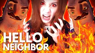 HELLO NEIGHBOR #17 - DER ULTIMATIVE ENDING BUG? ● Let's Play Hello Neighbor