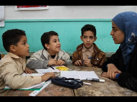 A Second Chance: Remedial Reading in Egypt