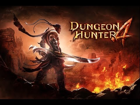 Dungeon Hunter 4 Sur Android 4.4.2 By QualQuek
