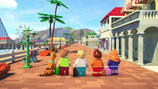 LEGO Scooby-Doo! Klątwa Piratów - oficjalny zwiastun DVD (polski dubbing)