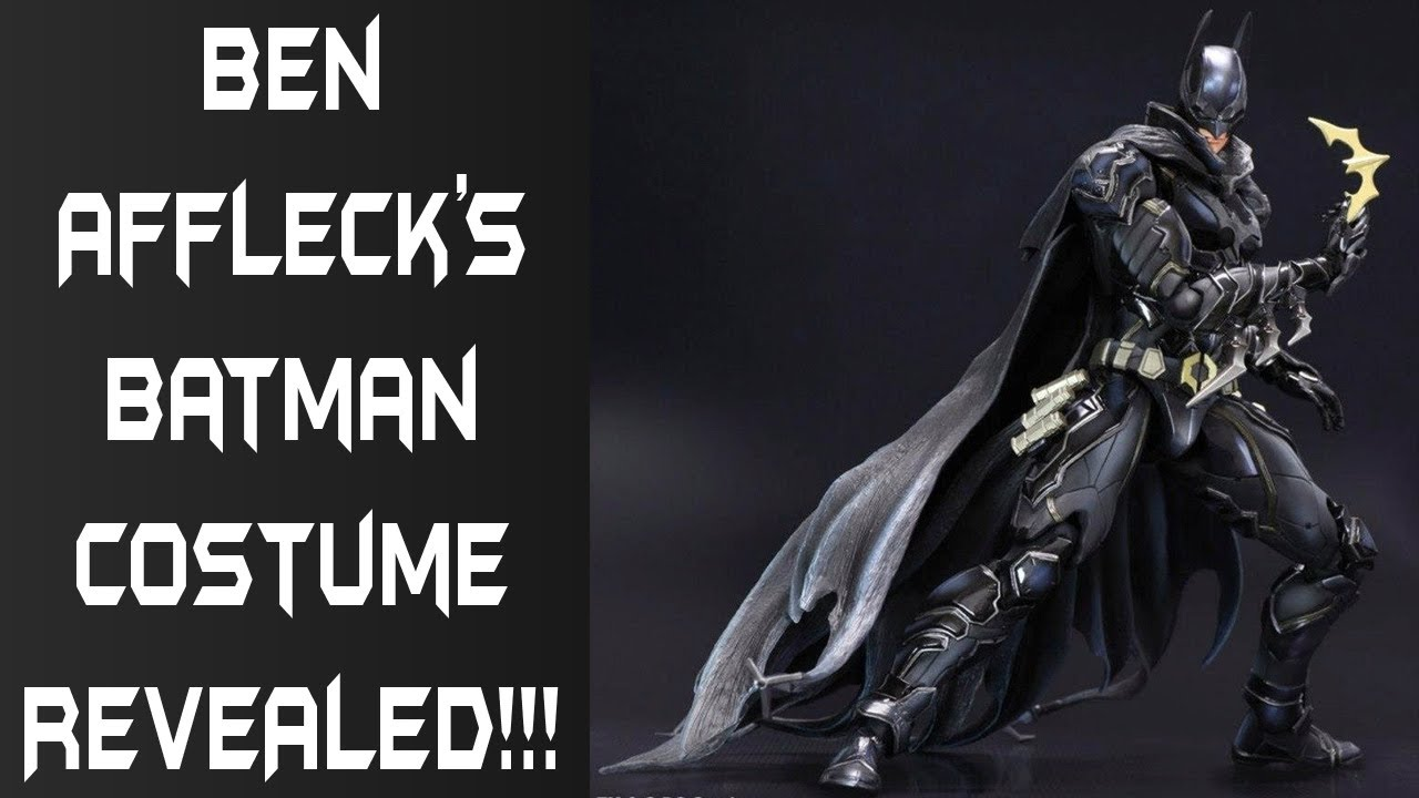 & Leaked Ben Affleck Batman Costume Pic - YouTube