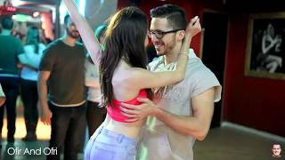 Ofir And Ofri @Social Sensual bachata dance [Can't Find Love]