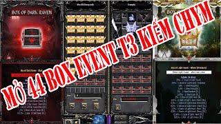Mu AwaY Mobile | Mở 44 Box Event Tháng 3 Tìm Lại Cảm Giác I Come Back | GAME TV