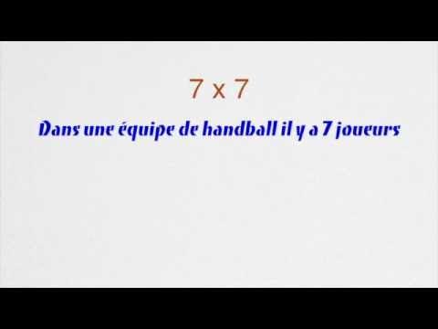 Astuce pour apprendre les tables de multiplication en s 39 amusant youtube - Astuce pour apprendre les tables de multiplication ...