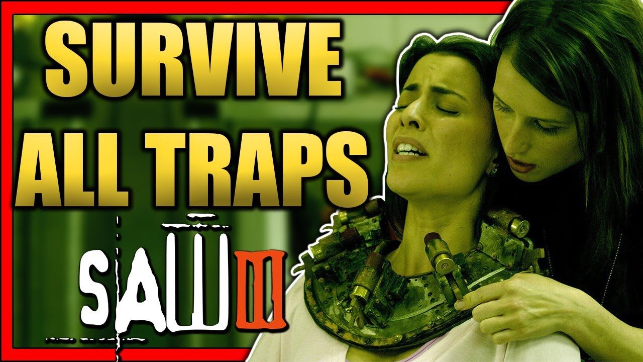 Download How To Beat Every Trap in SAW III (2006)