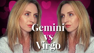 GEMINI VS VIRGO | Love & Anger Relationship Compatibility | Hannah's Elsewhere