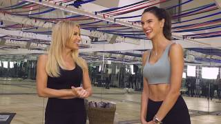 Train Like An Angel: Making Time For Fitness With Tracy Anderson