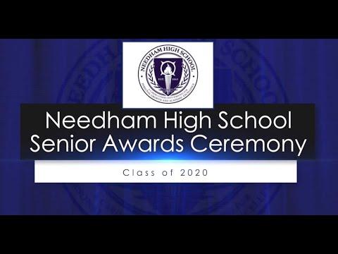 Needham High School Senior Awards May 2020