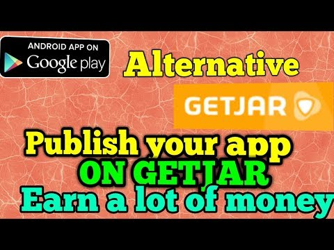 How To Publish Your App On GETJAR?.#playstore Alternative
