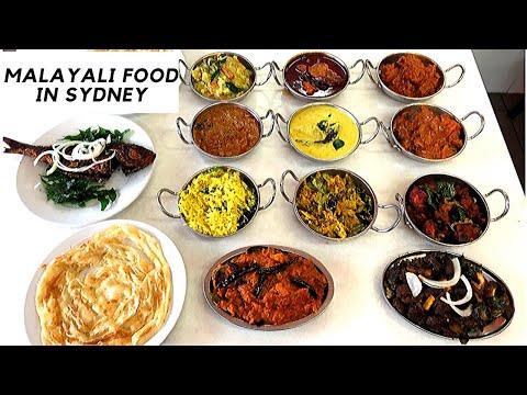 South Indian Kerala Malayali Food In Sydney | Blue Moon, 13-course Meal, Sydney Food Festival