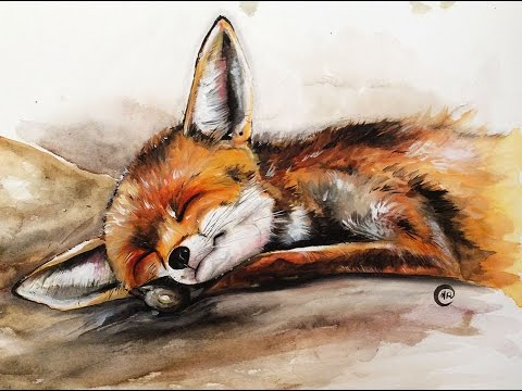 A Beautiful Animals Painting Images