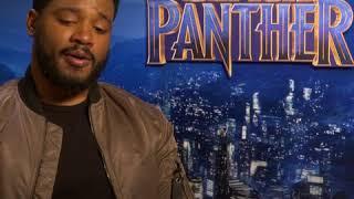 Black Panther Ryan Coogler interview