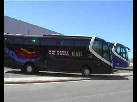 Amanda Bus Scania K 380 Noge Titanium (2ª Parte)