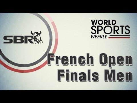 Rafael Nadal vs Novak Djokovic | Mens' French Open Finals 2014