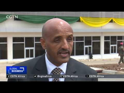 Ethiopia Inaugurates new cargo terminal