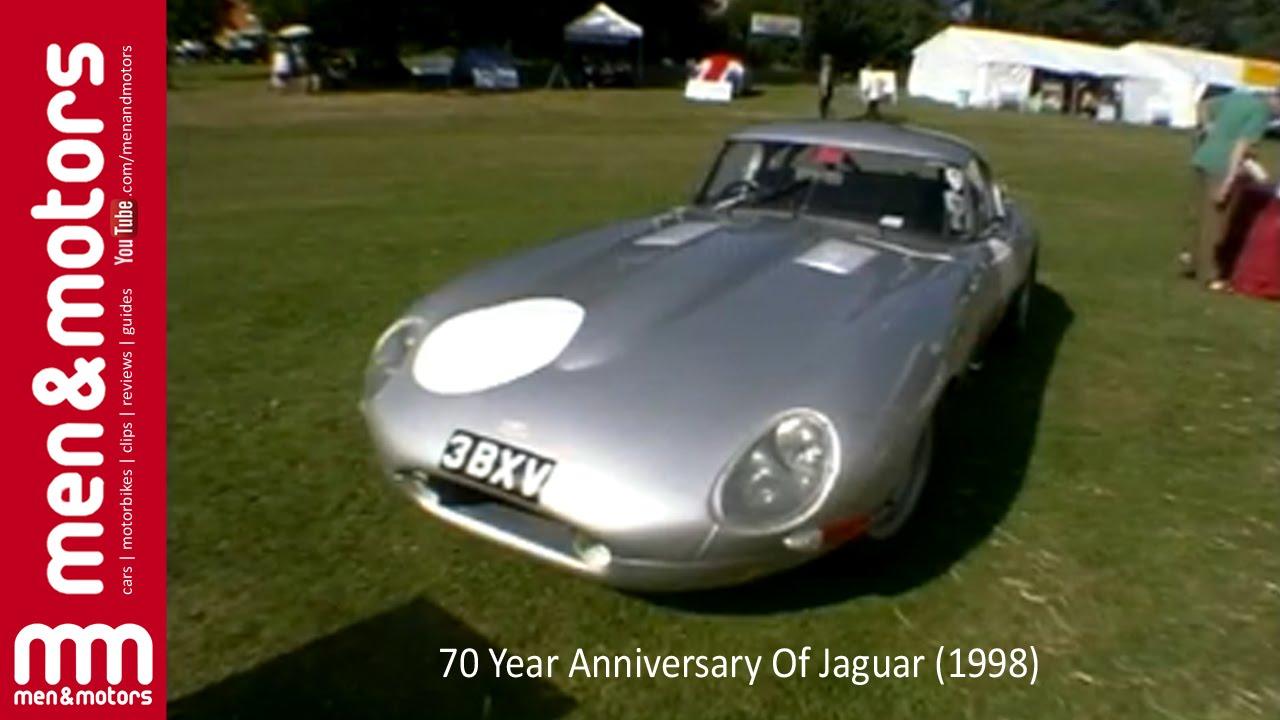 70 Year Anniversary Of Jaguar (1998)