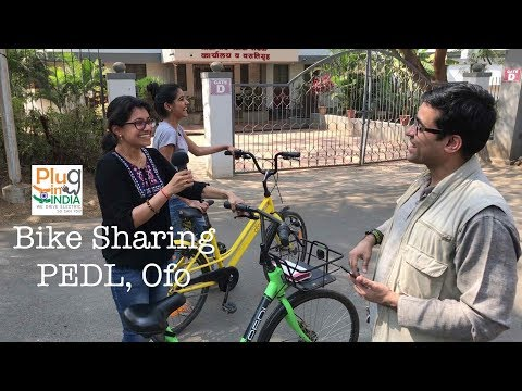 Bike Sharing In India : Zoomcar PEDL, OFO - Rs 1 for 30 minutes!