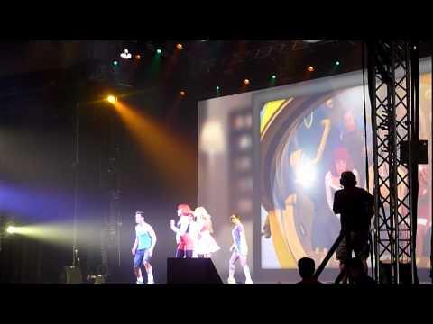 Go!Go!Go! - 'Questions Questions/Choices' - Sky Show 2013